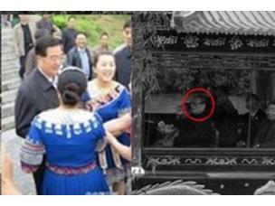 江泽民现身大陆被封 只在香港媒体露脸